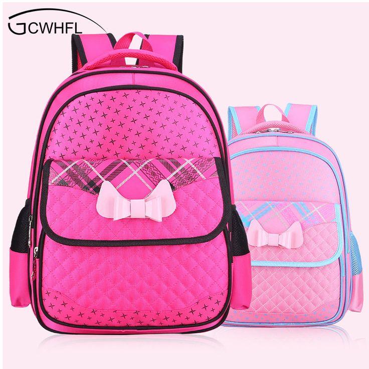 New 2017 Lovely Girls Backpacks Boys Schoolbag Children's Gifts Mochila  infantil com rodinha Kids School Bags Child