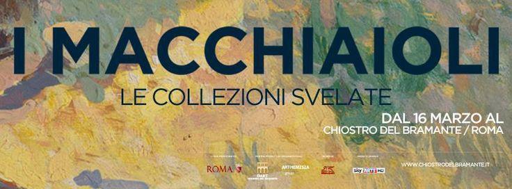 """Al Chiostro del Bramante la mostra """"I Macchiaioli"""" dal 16 marzo"""