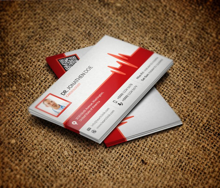 The 13 best my designs images on pinterest istanbul plant and spirit heres a free professional medical business card psd template fbccfo Image collections
