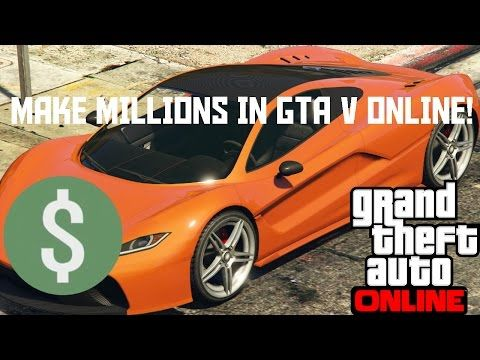 HOW TO MAKE TONS OF MONEY IN GTA 5 ONLINE! 1.37: Hey everyone, HOW TO MAKE TONS OF MONEY IN GTA 5 ONLINE! I will show you how to make a lot…