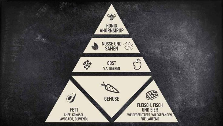 Grundlagen Paleo Ernaehrung Ernaehrungspyramide