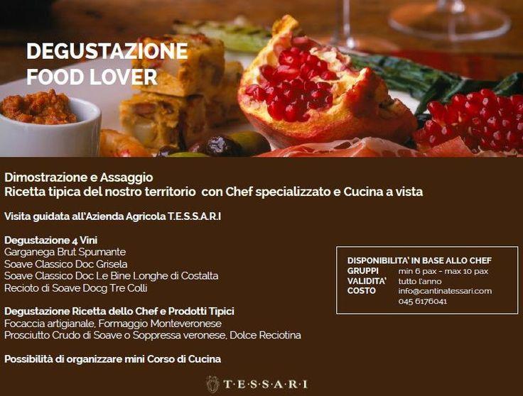 Degustazione Winelover Italian Wine Soave Classico Wine Tasting