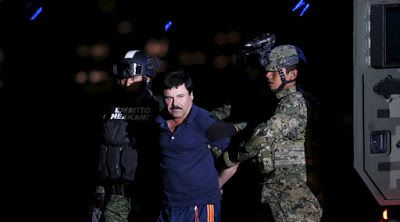 Mexican drug ruler 'El Chapo' got in light of the fact that he needed to make biopic –says authority | FTS - News| World Intelligent Reports