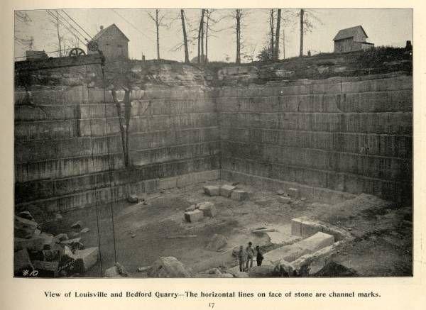 Bedford Stone Quarries