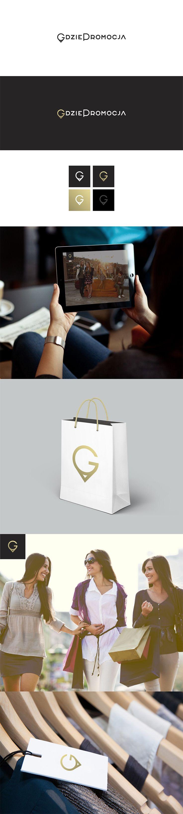 GdziePromocja brand identity