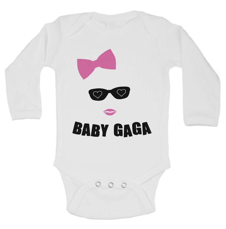 Baby GAGA - Funny Kids Rompers