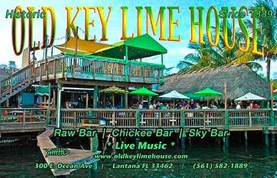 Key Lime Restaurant In Lantana Fl