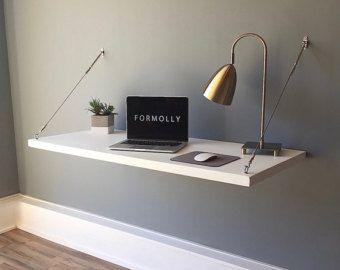 Best 25+ Floating Computer Desk Ideas On Pinterest   Computer Desk Design,  Office Computer Desk And Home Desks