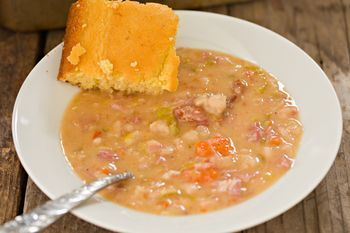 Serbians prefer the tetovac legume in their white bean soup. Try this recipe for Pasulj, Serbian White Bean Soup.