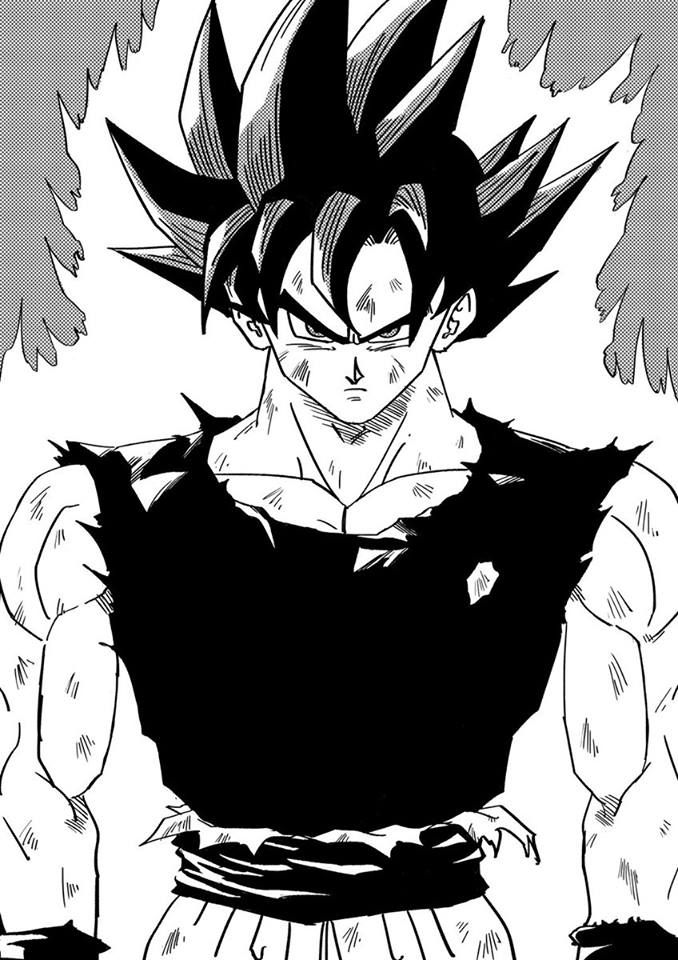 Son Goku Migatte no Gokui
