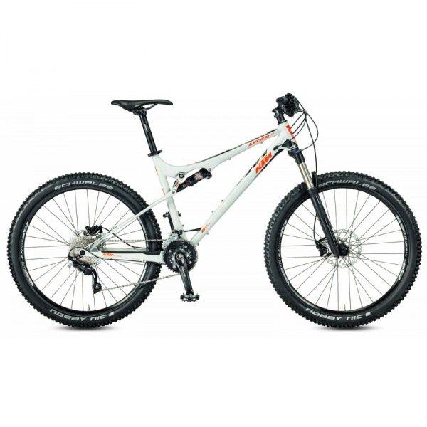 Ktm Lycan 274 Ltd White Mountain Cbi Bikes Mountain Bikes