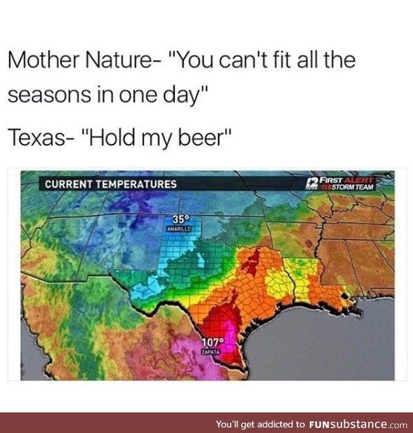 Texas plays by its own rules