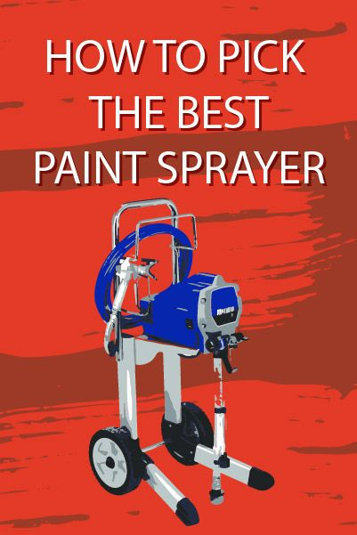 What Should Be Considered To Be The Best Paint Sprayer For Cabinets On The Market