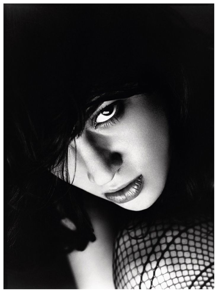 Asia Argento by David Bailey.
