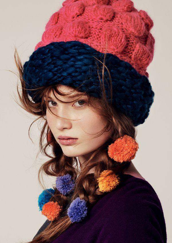 knit: Photo Fashion, Dutch Patricia, Benetton Campaigns, Knits Ideas, Josh I Was, Fashion Photography, Xpression Girls, Knits Hats, Fashion Stuff