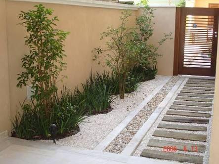 Resultado de imagen para como criar um dreno para jardim interno