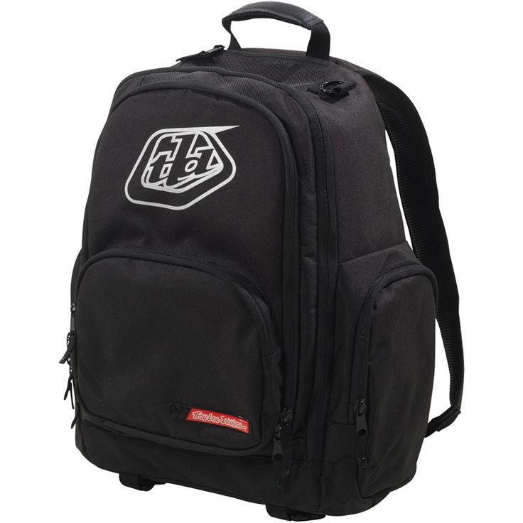 Troy Lee Basic Mtb Backpack - Black - - by Troy Lee Designs - 2013 Troy Lee Basic Mtb Backpack - Black   Features Padded