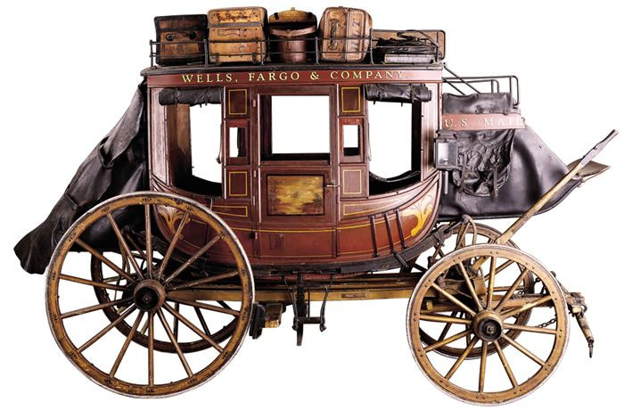 This day in history (3/18): In 1852 Wells and Fargo join with several other investors to launch their namesake business.