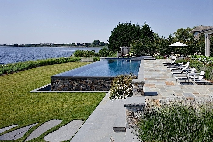 Edmund Hollander Landscape Architect Design P.C. - Country Landscapes - Mecox Bay