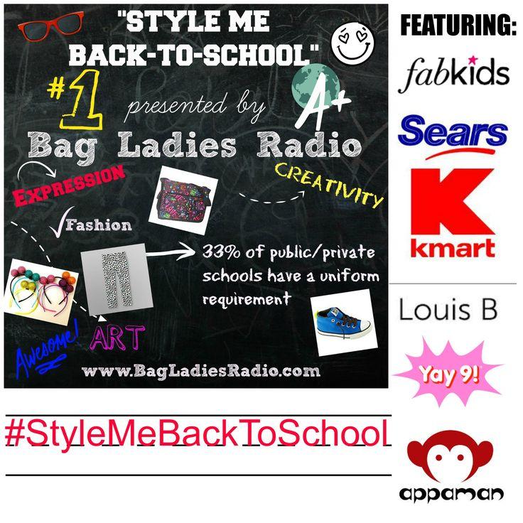 #StyleMeBackToSchool featuring @Kmart Fashion @FabKids @Yay 9!