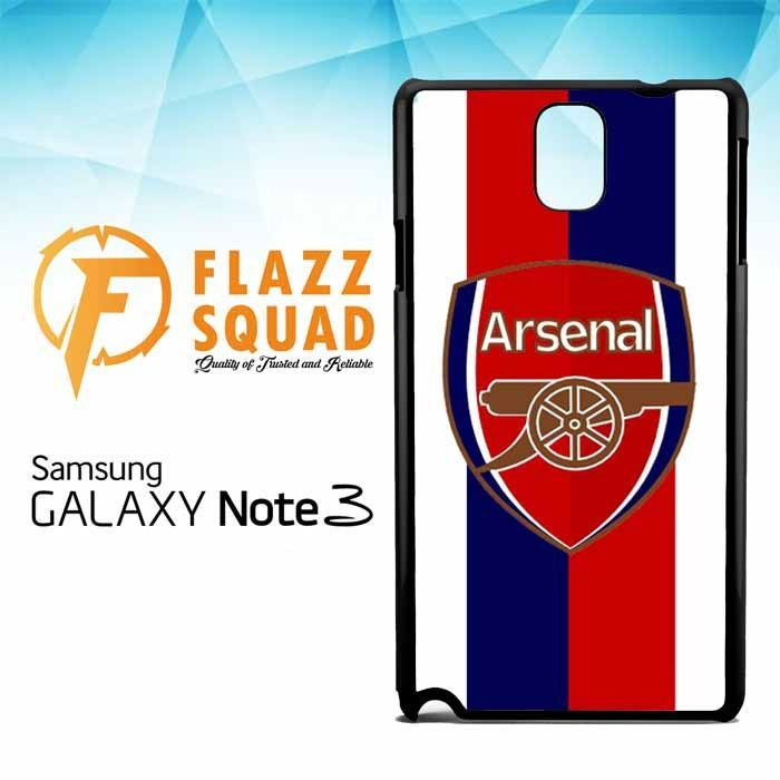 Arsenal Logo Z4338 Samsung Galaxy Note 3 Case
