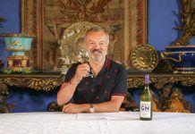 Graham Norton's winning Kiwi wine