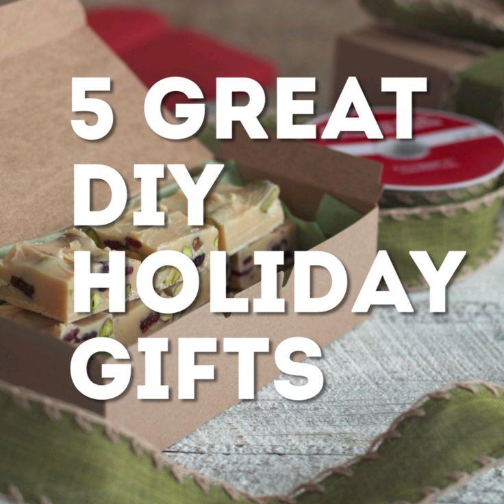 5 Edible Holiday Gifts