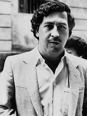 As a teenager, Pablo Escobar would steal tombstones and sell them to smugglers in Panama. From those devious roots, he entered the coca busi...