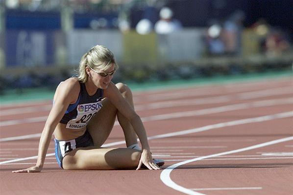 Atlet Pekan Ini: Suzy Favor-Hamilton