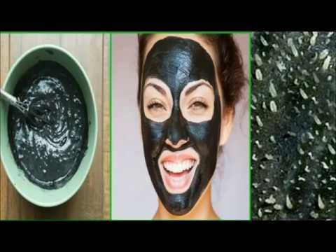 DIY~ Blackhead Whitehead Peel Off Mask || Peel Off Mask For Clear Skin