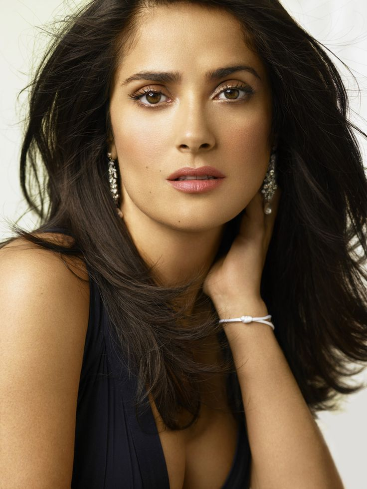 Salma Hayek is a Mexican and American film actress, director and producer.