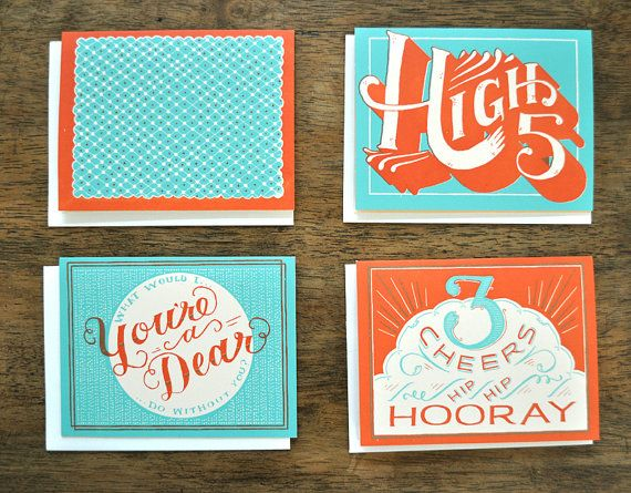 : Design Inspiration, Hands Prints, Colors Combos, Cute Cards, Cards Sets, Prints Cards, Graphics Design, Greeting Cards, Mary Kate