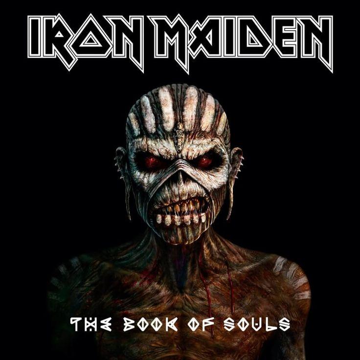 Top 20 Albums of 2015: 7. Iron Maiden - The Book of Souls   Full List: http://www.platendraaier.nl/toplijsten/top-20-albums-van-2015/