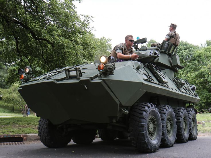 The Light Armored Vehicle 25 (LAV 25) is one variation of 8x8 wheeled vehicles that the Marine Corps began fielding in 1983.