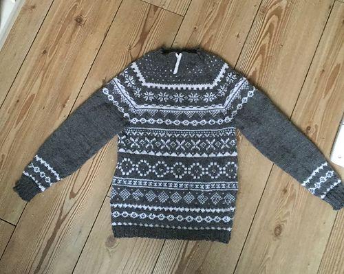 Ravelry: Guhal's Fair isle tröja