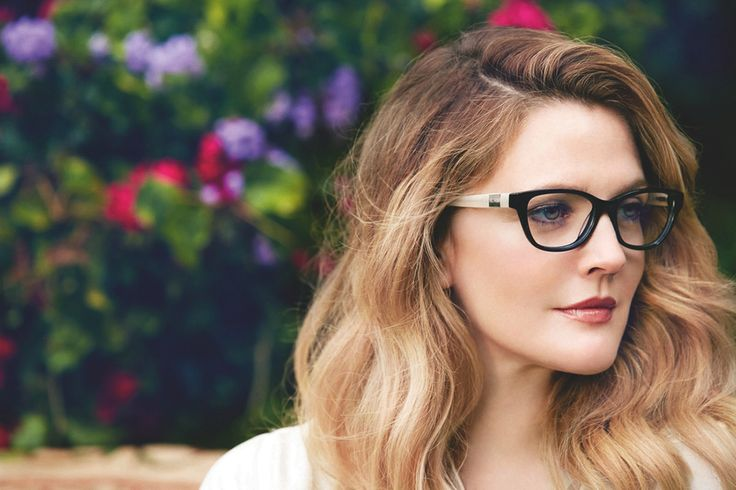 So excited for Drew Barrymore's eyewear line.
