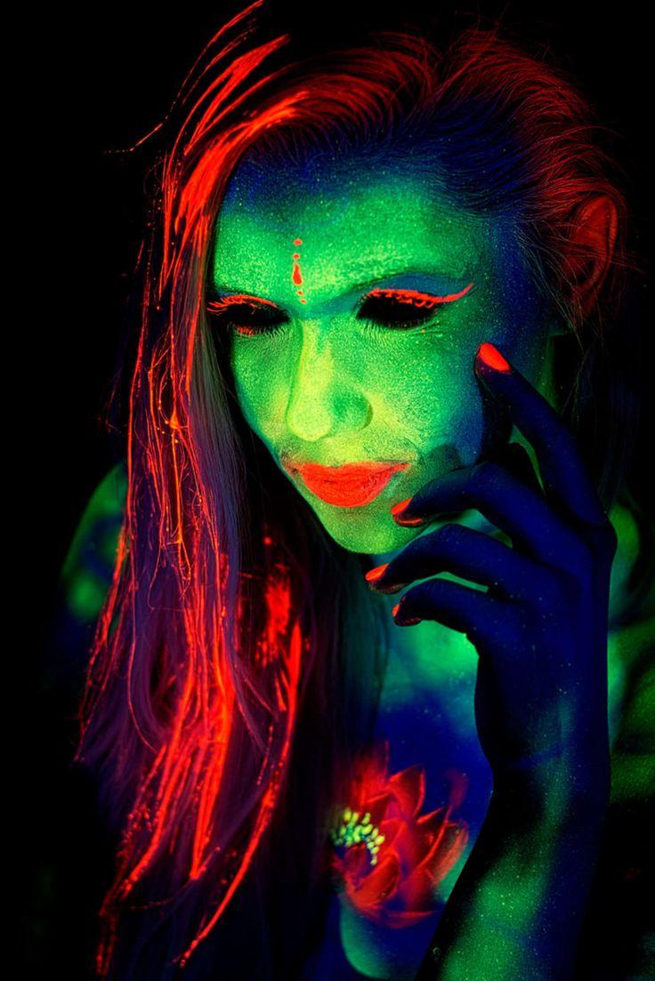 Ultraviolet Flash for Blacklight Photography