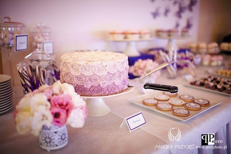 17. Butterfly Wedding,Sweet table decor   Sweets / Motylkowe wesele,Dekoracja słodkiego stołu,Słodkości,Anioły Przyjęć