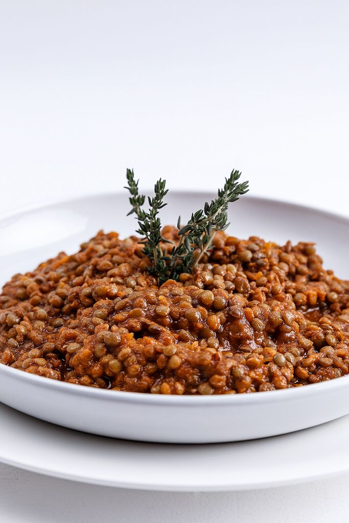 Lentils with carrots and orange  Anna-Maria Barouh  http://www.instyle.gr/recipe/fakes-me-karota-ke-portokali/