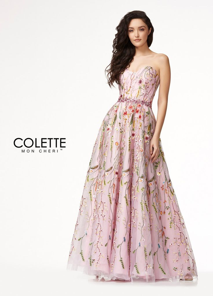 Colette by Mon Cheri CL18309 Colette by Mon Cheri Brides, Etc. Southern Pines, NC 28387, Bridal Gowns, Prom, Mother of the Bride, Bridesmaids, Tuxedos, Formals
