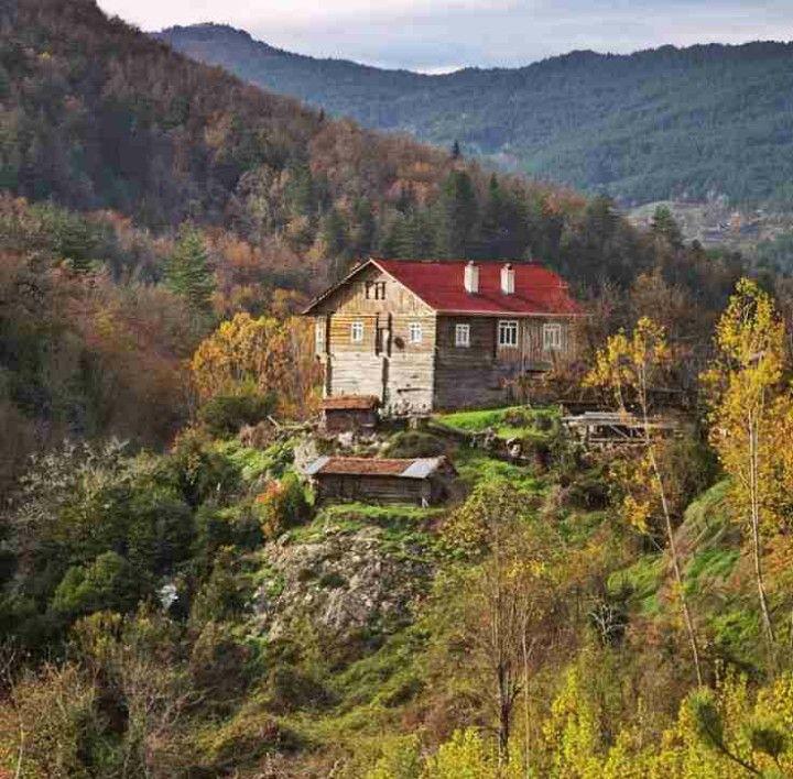 Cottage-Pınarbaşı-Kastamonu-Turkiye