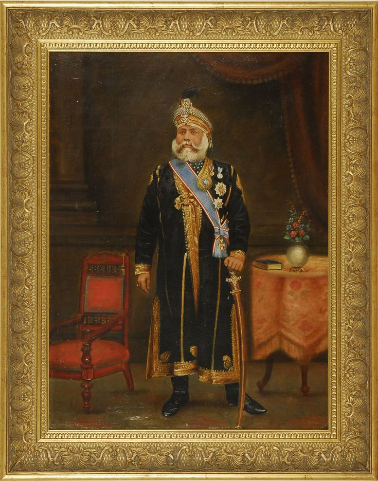 Raja Dahir (7th century ruler of Sindh now part of Pakistan)