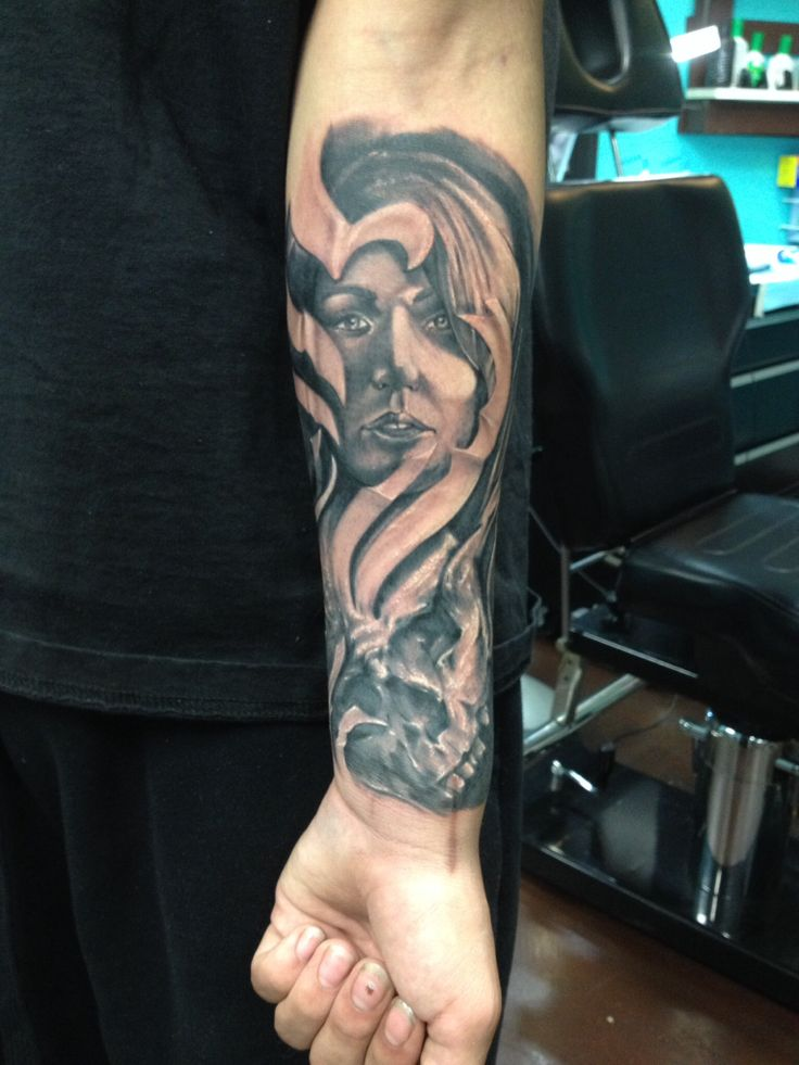 17 best images about tattoo by chris burnett on pinterest