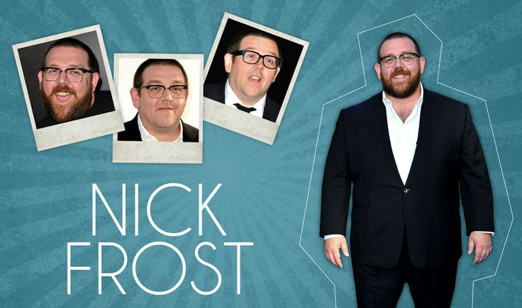 Tell Us About YourselfI(ie): Nick Frost