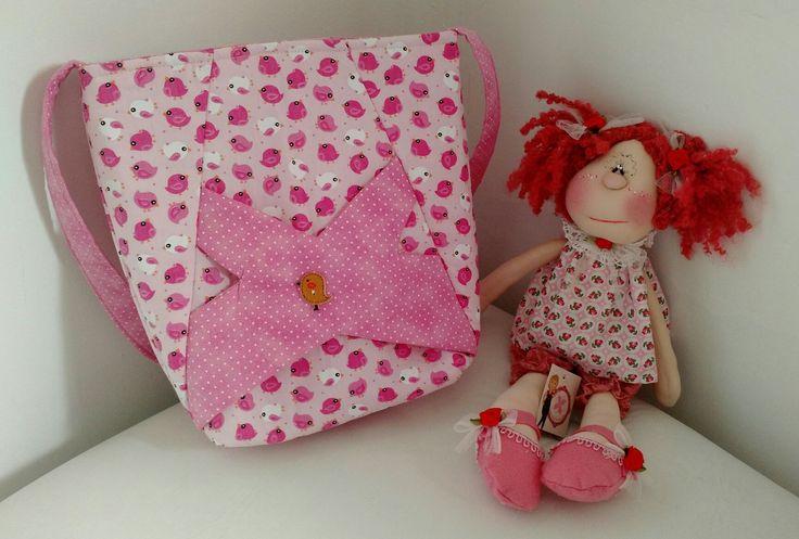 Bolsa.com.boneca