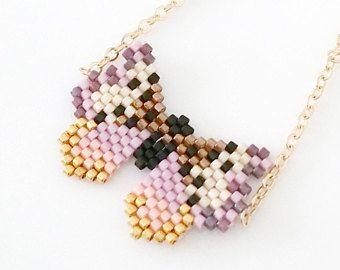 Pink Butterfly Bracelet, Gold Chain Bracelet, Hopes, Dreams