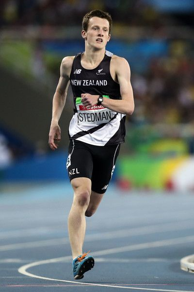 William Stedman of New Zealand competes in the Men's 800m T36 final on day 10 of the Rio 2016 Paralympic Games at Pontal on September 17, 2016 in Rio de Janeiro, Brazil.