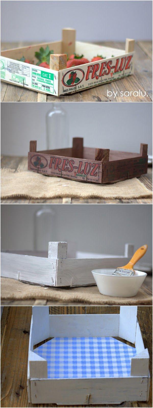 caja reciclada                                                                                                                                                                                 Más