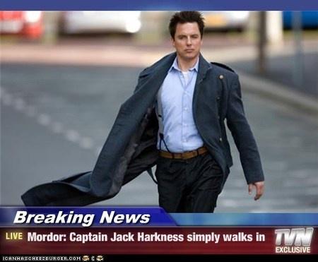 .Geek, Nerd, Doctors Who, Captain Jack Harkness, Captainjack, Dr. Who, Jack O'Connel, Torchwood, Simply Walks