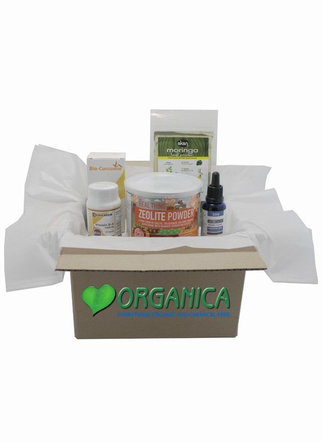 Cancer Defense Package From: R741,50 Organica's Cancer Defense Package consists of the highest quality cancer prevention products, and is made by trusted manufacturers using only the finest ingredients.